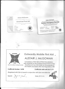 First-aid-tickets