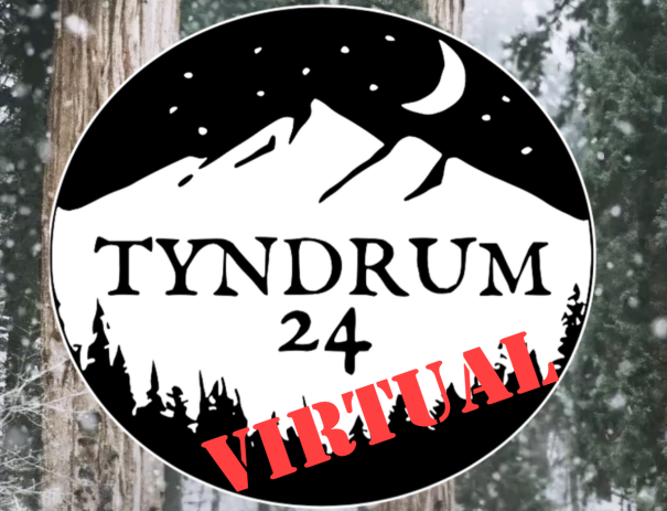 Tyndrum24 virtual logo